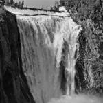 """Montmorency Falls, Quebec Canada"" by JimNesterwitz"