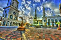 IslamicCenter-GreatMosque-Samarinda-Colour04