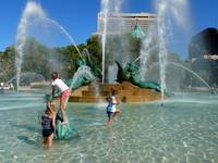 Swann Fountain