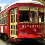 """French Quarter Trolley"" by knightvision"
