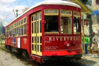 French Quarter Trolley