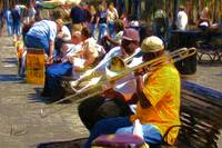 French Quarter Jazz
