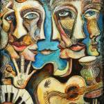 """Musicial Cohesion"" by marydelave"