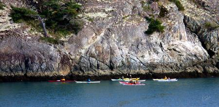 Bowman Bay Kayakers One