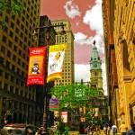"""Philadelphia Street"" by VenaKava"