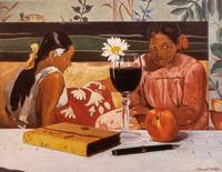 Wine Glass & Gauguin