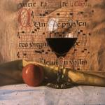 """Wine Glass & Manuscript"" by danielmontoya"