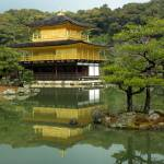 """Kinkakuji - the famous Golden Pavilion at Kyoto, J"" by canbalci"