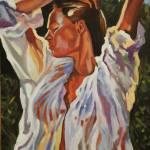 """Siobhan in Sunlight"" by GarrettAnthony"