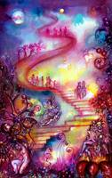 GARDEN OF THE LOST SHADOWS / MYSTIC STAIRS