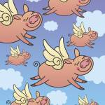 """When Pigs Fly"" by karynlewis"