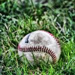 """Baseball"" by sparis"
