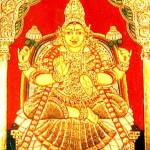 """""""Indian Goddess"""" by tanjore"""