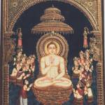 """Buddha Meditating"" by tanjore"