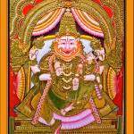 """""""Indian Lion God"""" by tanjore"""