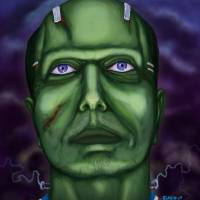 Rob the Monster Art Prints & Posters by Robert Elrod