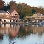 """Boathouse Row3 - Philadelphia, Pa"" by jcarcreations"