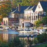 """Boathouse Row"" by jcarcreations"