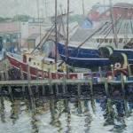 """Nova Scotia Boats At Rest"" by richardnowak"