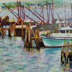"""Boats at Rest-Nova Scotia"" by richardnowak"