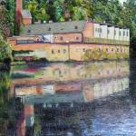 """Mill Reflections"" by richardnowak"