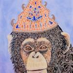 """Jill Guntur Hanuman"" by JillGuntur"