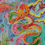 """World Serpent"" by yarrow"