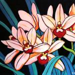 """Cymbidiums"" by SherylKaras"