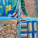 """Global Urban Cross"" by kyuboem"