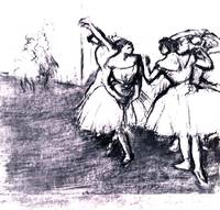 Dancers in Stage 1