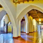 """Santa Barbara Courthouse"" by eyalna"