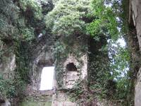 Thomastown Castle crumbling