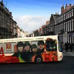 """Liverpool Beatles Bus"" by illu"