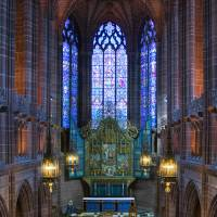 Lady Chapel Art Prints & Posters by illu