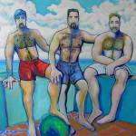 """The Three Bears by RD Riccoboni"" by BeaconArtWorksCorporation"