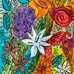 """Floral Fun"" by melsky"