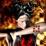"""Karma Sutra by Diana Hliva"" by allegro29"