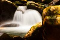 Porter Creek Water Fall Smoky Mountains