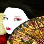"""Jade Fan by Diana Hliva"" by allegro29"