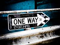 .one way, or another.