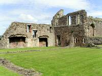 Haughmond Abbey Shropshire.