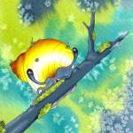 """Snail Branch"" by RenfrewArt"