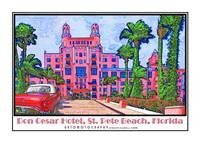Don Cesar Hotel, St. Pete Beach, Florida