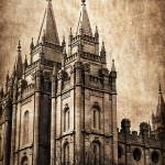 """SERENITY-Salt Lake Temple"" by markevans"
