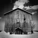 """textured barn"" by poetryoflight"