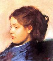 Portrait of Emma Dobigny