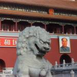 """Entrance to the Forbidden City, Beijing"" by masner"