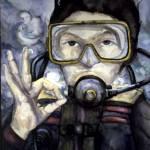 """Scuba Diver"" by AHThom"