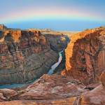 """Morning at the Grand Canyon"" by RichardSisk"