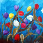 """Tulips Galore II"" by RuthPalmer"